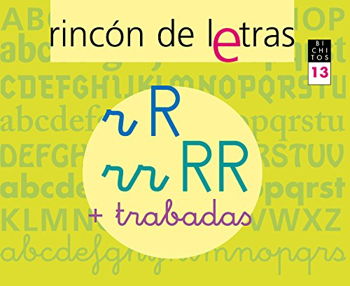 RINCÓN DE LETRAS. Cuaderno 13. Lectoescritura