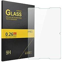IVSO Premium Protector de Pantalla de Vidrio Templado para Acer Iconia One 10 B3-A30 10.1'' Tablet(Tempered-Glass - 1 Pack)