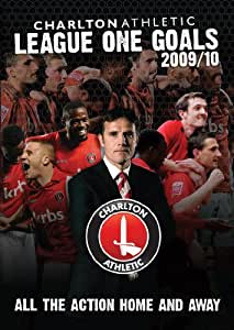 Charlton Athletic-League One Goals 2009/10 [DVD]