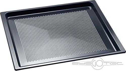 Miele HBBL71 Gourmet-Backblech (für Geräte der Generation H 2000/H 6000 mit 76 L Garraum sowie für alle Dampfgarer mit Backofen DGC XL)