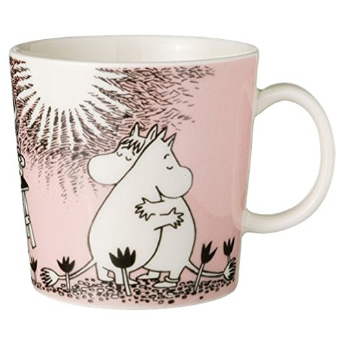Littala Mug Moomin Amour Rose