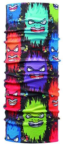 Buff Junior Jungen Multifunktionstuch Original,mehrfarbig,Terrifying,One size,108152
