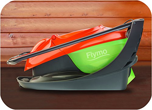 Flymo Easi Glide 330VX Electric Hover Collect Lawnmower 1400W – 33cm