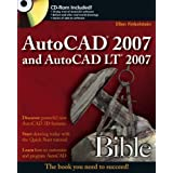AutoCAD 2007 and AutoCAD LT 2007 Bible by Ellen Finkelstein (30-Jun-2006) Paperback