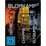 Chappie / District 9 / Elysium - Blomkamp³ - Limited Edition Steelbook [Blu-ray]