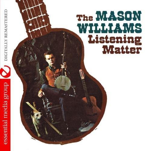 The Listening Matter (Digitally Remastered) by Mason Williams (2012-08-29) (Mason Williams-cd)