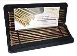 KnitPro 20228 Stricknadel Jackennadel Set Symfonie Holz 35 cm