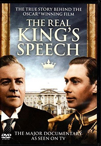 Bild von The Real King's Speech [DVD] [UK Import]