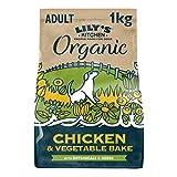 Lily's Kitchen Alimento biologico per cani e verdure per adulti completo (1 kg)