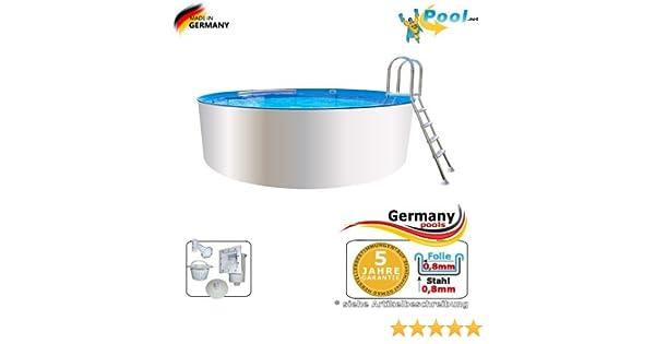 Schwimmbecken 3 00 X 1 50 Pool 3 M Swimmingpool Rundpool
