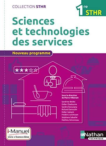 Sciences et technologies des services 1re STHR par Sandrine Beldio