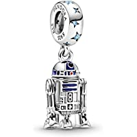 Pandora Star Wars R2-D2 Charm-Anhänger, Sterling-Silber799248C01