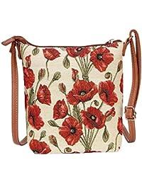 New Signare Tapestry Women Lightweight Sling Cross Body Satchel Bag