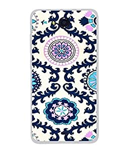 Fuson Designer Back Case Cover for Micromax Canvas Play Q355 (Nice Artwork Lady Young Married Female Girls)