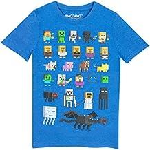 Minecraft Camiseta para niño 666af21b8c037