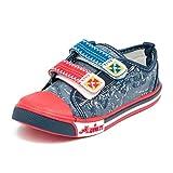 Asian Shoes Kid's KIDSSTEP(W) Blue Euro 32