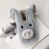 ZYQ Lucky Pig Protector TPU Silicone Skin Etui Case For