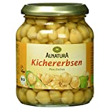 Produkt-Bild: Alnatura Bio Kichererbsen, vegan, 6er Pack (6 x 350 g)