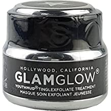 GlamGlow - Glam Glow - Youthmud - Youth Mud - Exfoliate Treatment - Black - Schwarz - 15g