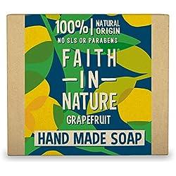 Faith in Nature Sapone al Pompelmo - 100 G