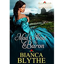 Mad About The Baron (Matchmaking for Wallflowers Book 4) (English Edition)