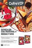 Caja Regalo Estancia con Cena Tradicional + Bodegas y Tapas ''CofreVip''