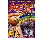 Âge tendre - La tournée des idoles 2008 - Saison 3