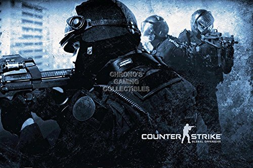 CGC-Huge-Poster-Counter-Strike-Global-Offensive-Sony-Playstation-3-PS3-XBOX-360-OTH135-24-x-36-61cm-x-915cm-by-CGC-Huge-Poster