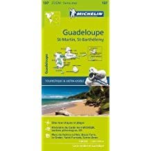 Guadeloupe - Zoom Map 137: Map (Michelin Zoom Map, Band 137)