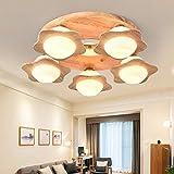 GZLIGHT plafoniera Moderno LED lampada da soffitto La camera da letto di registro Hotel 55 * 12cm