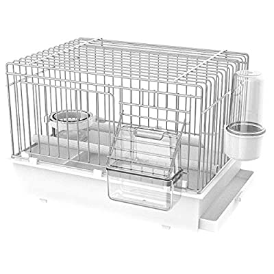 Pet Ting Bird Transport Cage - Travel Cage - Finch Canary Budgie Strong from Pet Ting
