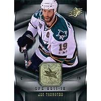 2011 /12 Upper Deck SPX Hockey Card #21 Joe Thornton