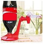 Distinct Dispensador de la soda botella de Coca Cola Al revés Dispensador de Agua Potable