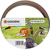 Gardena Profi-System Anschluss-Satz 19mm, 2m (2713)