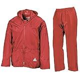 Result–Jacke–Herren, Rot, RS95 Small