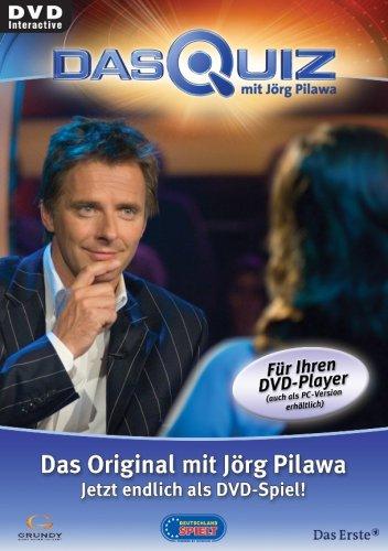 Das Quiz mit Jörg Pilawa - DVD-Spiel (Dvd Weihnachts-special)