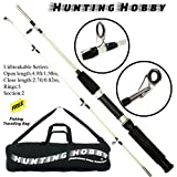 #2: Hunting Hobby Fishing Unbreakable Rod 5 Feet, Free Travelling Bag