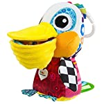Lamaze Phillip Pelican Clip On Pram and Pushchair Baby Toy