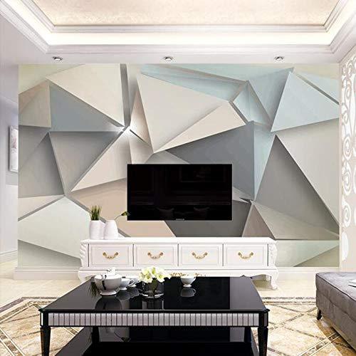 Europäische und amerikanische einfache Wandbilder 3D Stereo TV Hintergrund Wandtuch 8D Persönlichkeit Kreative Film und TV Wandbilder im Wohnzimmer, 250 × 175 cm