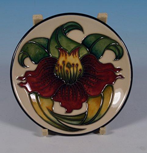 Moorcroft Anna Lily Pin Tray Dish Coaster 780/4 By Nicola Slaney 1st