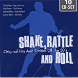 Shake, Rattle and Roll: Original Hits and Rarities of the 50's by Imports