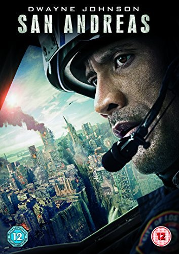 San Andreas [DVD] [2015] by Dwayne Johnson
