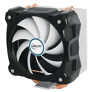 ARCTIC Freezer i30 - Dissipatore per CPU Intel per entusiasti - compatibile con Intel socket 1150 (Haswell), 2011, 1155 and 1156 - potenza di raffreddamento fino a 320 Watt tramite una ventola da 120mm PWM