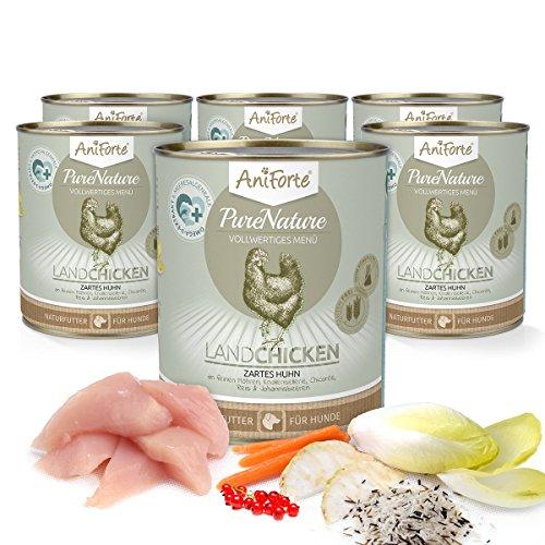 Comida Húmeda para Perros Sin Cereales | 88% Carne de Pollo Country...