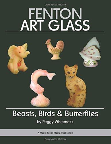 Fenton Art Glass: Beasts, Birds & Butterflies -