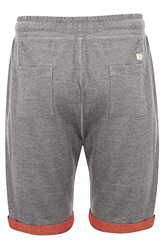 Tokyo Laundry -  Pantaloncini  - relaxed - Uomo Mid Grey Space Dye