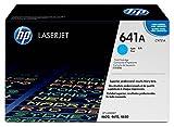HP 641A NERO ORIGINALI laserjet cartuccia toner (C9720A)