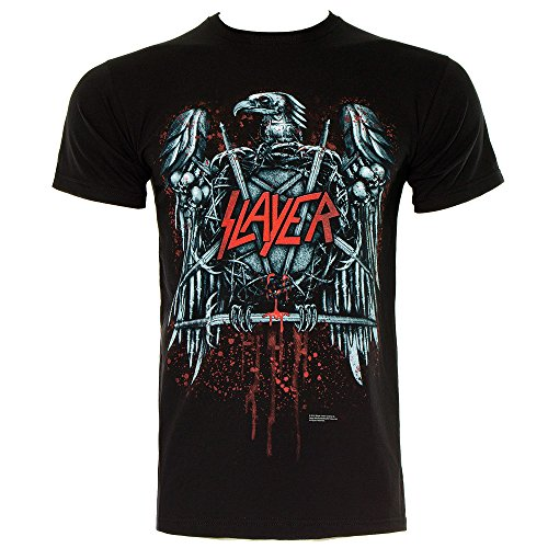 Slayer Ammunition T Shirt (Nero) - Large