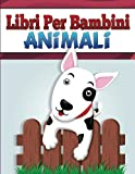 Libri Per Bambini Animali: Libro Da Colorare