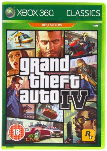 Foto Grand Theft Auto IV - Classics Edition  [Edizione: Regno Unito]